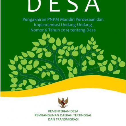 Modul Pelatihan Penyegaran Pendamping Desa