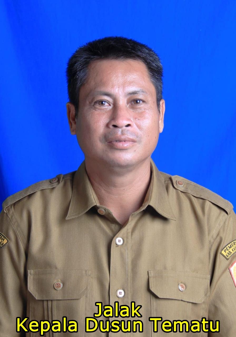 Kepala Dusun Tematu