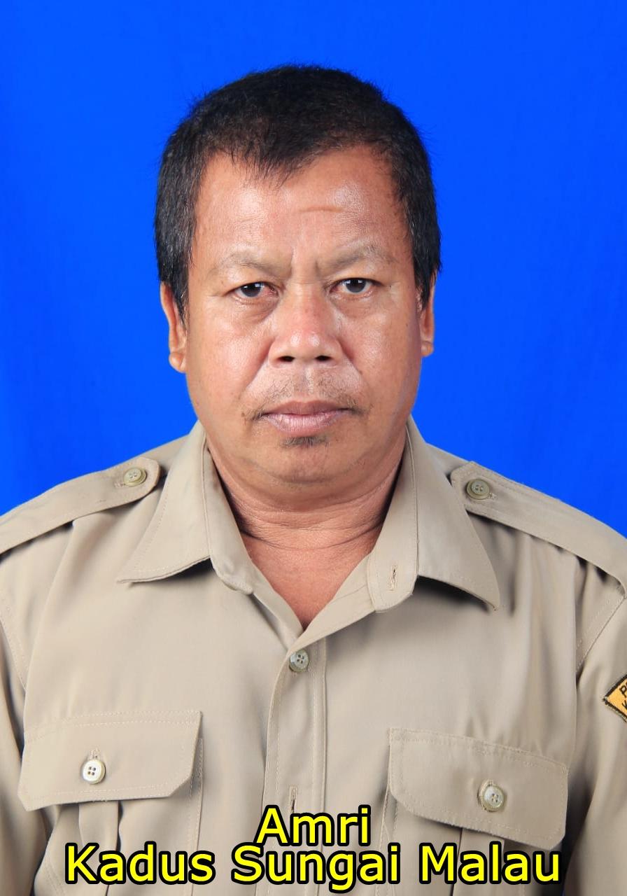 Kepala Dusun Sungai Malau